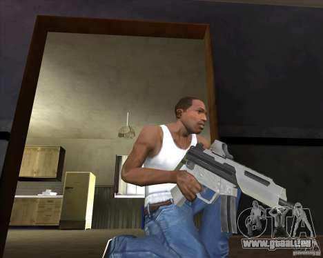 MP5K pour GTA San Andreas