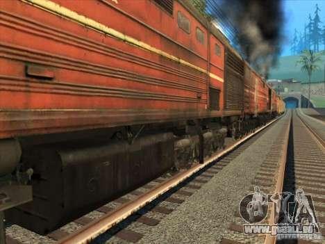 3TÈ10M-1199 für GTA San Andreas Seitenansicht