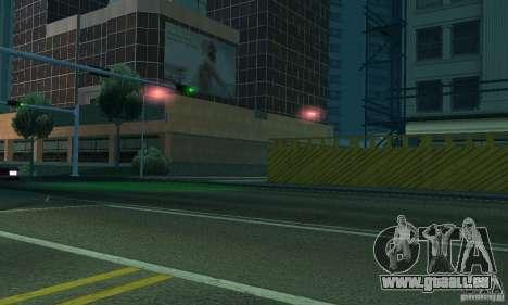 Lumières pourpres pour GTA San Andreas sixième écran