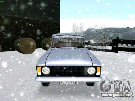 IZH-27151 für GTA San Andreas Seitenansicht