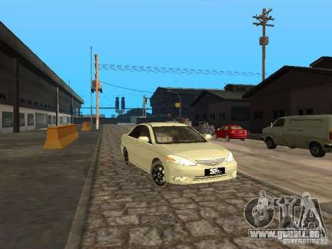 Toyota Camry 2003 pour GTA San Andreas laissé vue