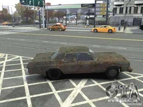 Dodge Monaco 1974 Rusty für GTA 4 linke Ansicht