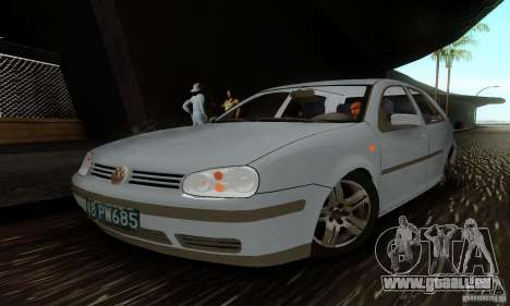 Volkswagen Golf 4 1.6 pour GTA San Andreas