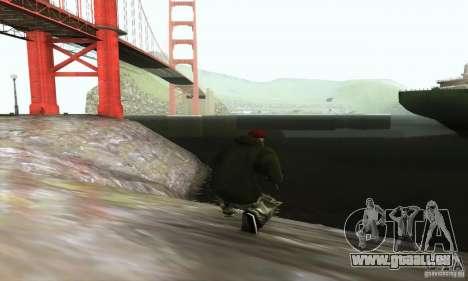 iPrend ENBSeries v1.3 Final pour GTA San Andreas cinquième écran