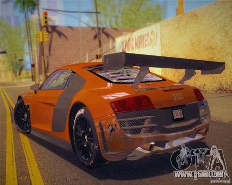 GTA IV Scratches Style pour GTA San Andreas deuxième écran