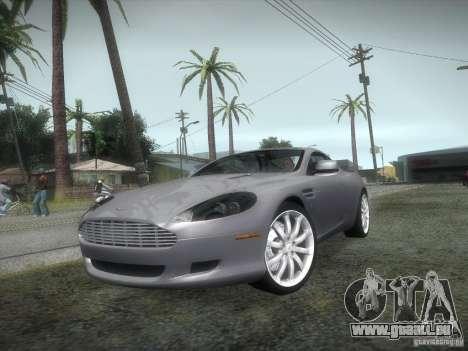 Aston Martin DB9 pour GTA San Andreas