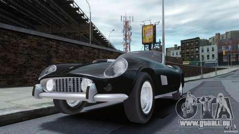 Ferrari 250 California 1957 für GTA 4
