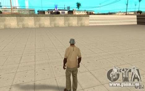 007 car für GTA San Andreas zweiten Screenshot