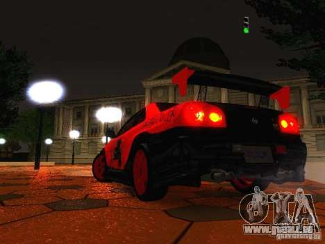 ENBSeries by Mick Rosin für GTA San Andreas dritten Screenshot