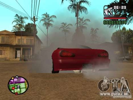 Ultra Elegy v1.0 für GTA San Andreas zurück linke Ansicht