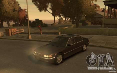 BMW 750iL (E38) v.3 pour GTA 4