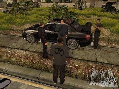 MAFIA Gang pour GTA San Andreas
