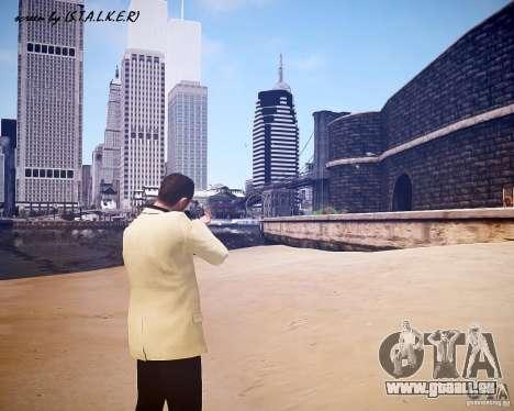 Carabine M4A1 für GTA 4 weiter Screenshot