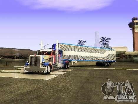 Truck Optimus Prime v2.0 pour GTA San Andreas
