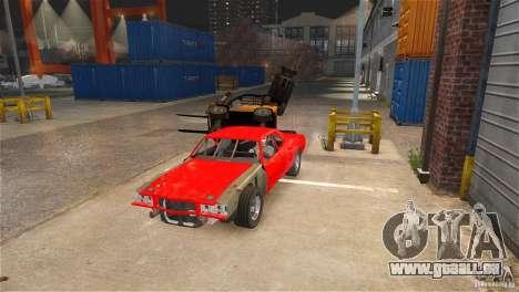 Jupiter Eagleray MK5 v.1 pour GTA 4