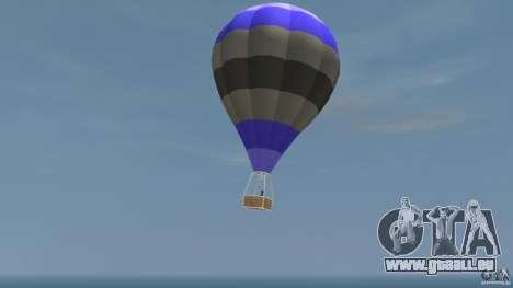 Balloon Tours option 8 pour GTA 4 est une gauche