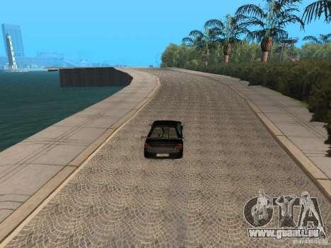 Insel-Villa für GTA San Andreas siebten Screenshot