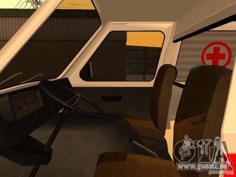 RAPH 2914 tampographie pour GTA San Andreas vue arrière