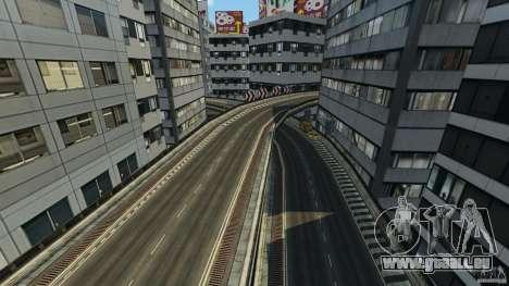 Tokyo Freeway für GTA 4 weiter Screenshot