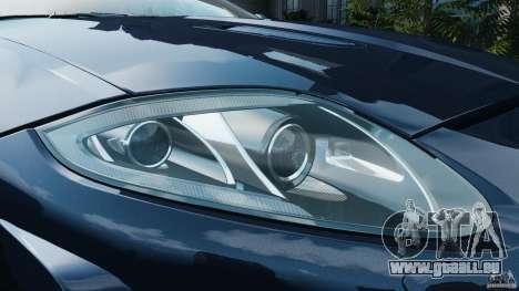 Jaguar XKR-S Trinity Edition 2012 v1.1 pour le moteur de GTA 4
