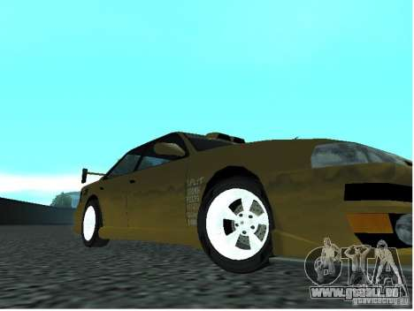 Deluxo Wheels Mod für GTA San Andreas neunten Screenshot