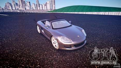 Porsche Carrera GT v.2.5 pour GTA 4