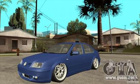 VW Bora VR6 Street Style für GTA San Andreas