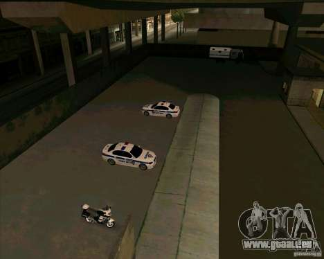 Priparkovanyj Transport v1. 0 für GTA San Andreas fünften Screenshot