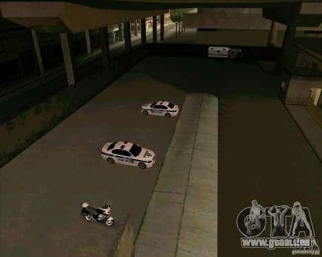 Priparkovanyj Transport v1. 0 für GTA San Andreas fünften Screenshot