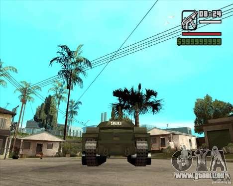 TT-140 mb pour GTA San Andreas vue de droite