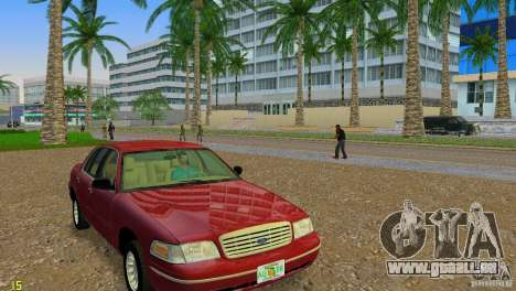 ENBSeries by FORD LTD LX pour GTA Vice City