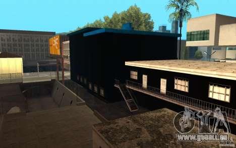 Cinéma Kinomaks. pour GTA San Andreas troisième écran