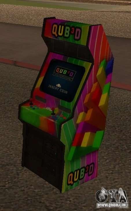 Machines de GTA 4 pour GTA San Andreas troisième écran