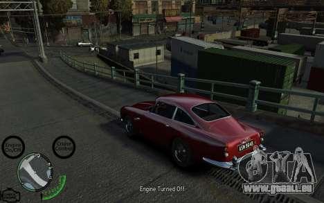 Feux de voiture pour GTA 4 secondes d'écran