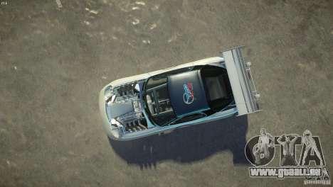 Mazda rx7 Dragster pour GTA 4 est un droit