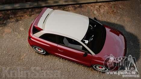 Audi A1 Quattro für GTA 4 rechte Ansicht