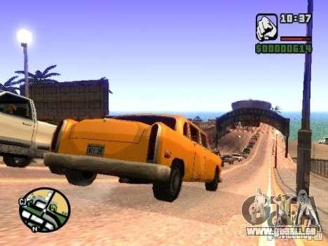 Timecyc BETA 2.0 pour GTA San Andreas cinquième écran