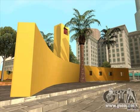 La nouvelle de la Central Park de Los Santos pour GTA San Andreas
