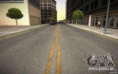 Route de HD (GTA 4 en Afrique du Sud) pour GTA San Andreas