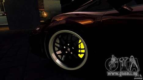 Lamborghini Gallardo Hamann für GTA 4 Räder