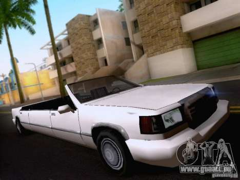 Stretch Cabrio pour GTA San Andreas