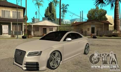 Audi S5 Quattro Tuning pour GTA San Andreas