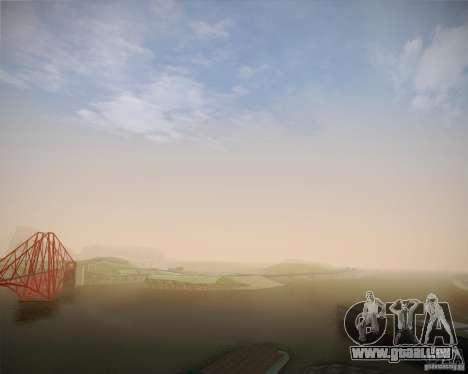 ENBSeries by ibilnaz v 2.0 pour GTA San Andreas dixième écran
