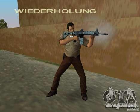 Pak Waffen von s.t.a.l.k.e.r. für GTA Vice City Screenshot her