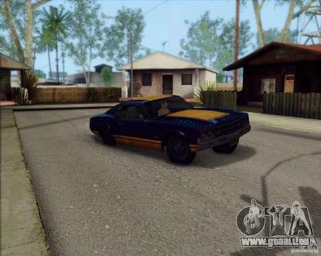 SA_Mod v1. 0 für GTA San Andreas dritten Screenshot