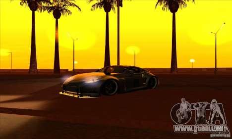 Nissan 370z Drift Edition für GTA San Andreas