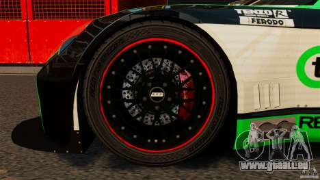 Alfa Romeo 8C Competizione Body Kit 2 pour GTA 4 est un côté