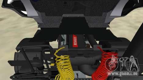 Renault Premium für GTA San Andreas rechten Ansicht
