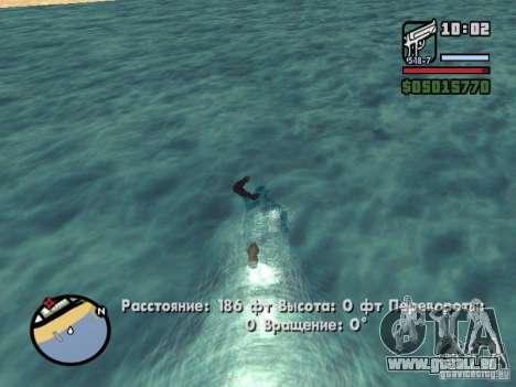 Overdose effects V1.3 pour GTA San Andreas douzième écran