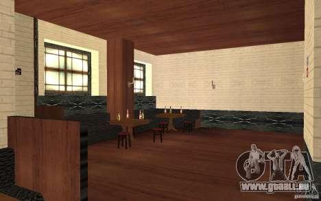 Un nouveau bar dans Gantone c. 2 pour GTA San Andreas quatrième écran